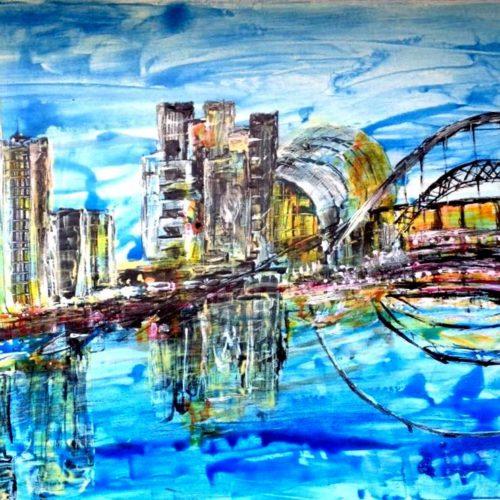 Newcastle-Quayside