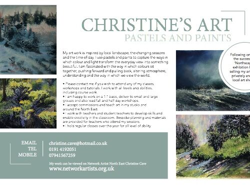 CHRISTINE'S ART