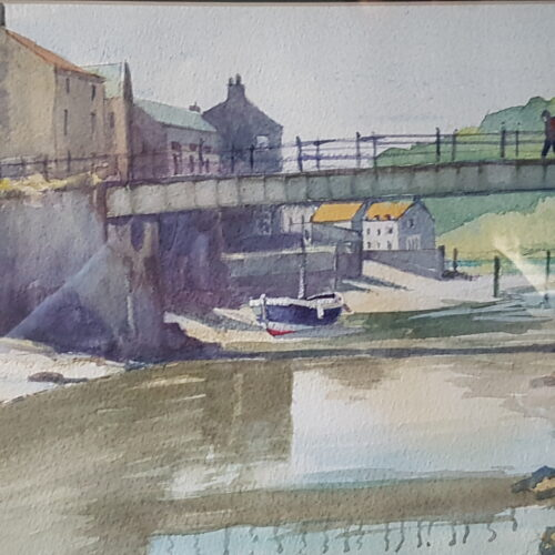 Staithes, Yorkshire.