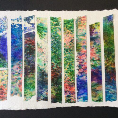 Glimpses of Landscape – Ink