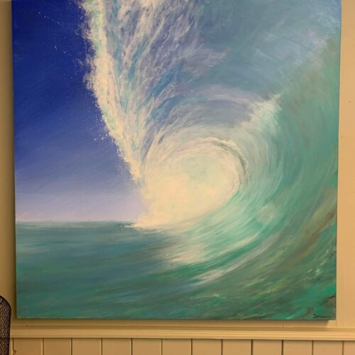 Surf Art – Paintings
