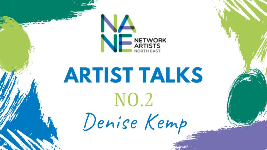Artist talks 2